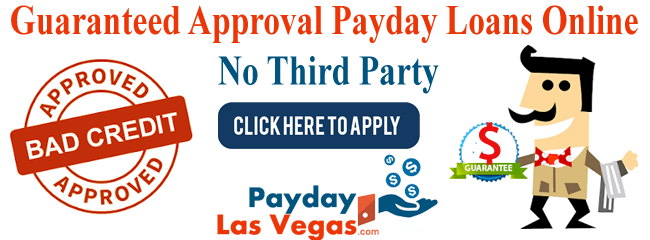Guaranteed Payday Loans No Matter What Direct Lender